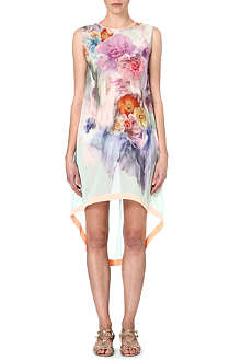 TED BAKER Chlloe sugar floral cover up