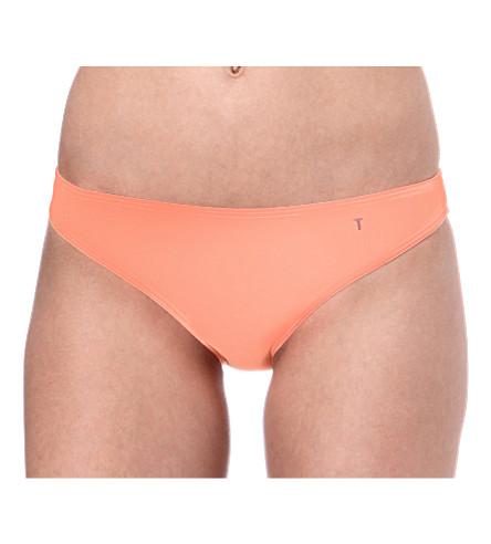 TED BAKER Julliey classic bikini bottoms (Orange