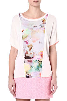 TED BAKER Jara electric day dream jumper