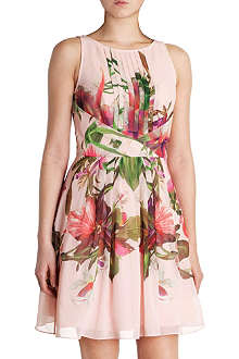TED BAKER Carlii orchid floral dress