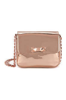 TED BAKER Bow chain clutch bag