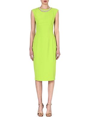 TED BAKER Erolla embellished dress