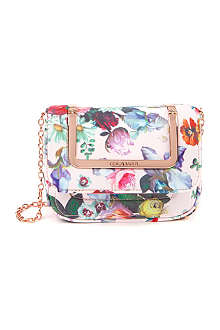 TED BAKER Fluze floral clutch bag