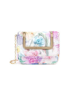 TED BAKER Sweeta sugar sweet printed clutch bag