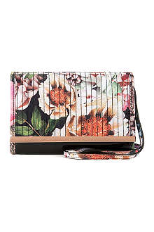 TED BAKER Floral mini iPad case