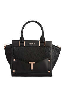 TED BAKER Layally T tote and clutch bag