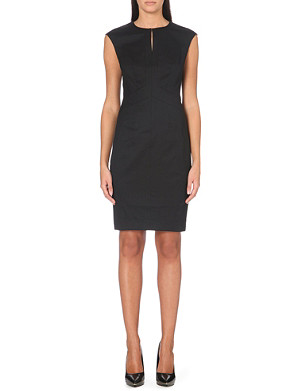 TED BAKER Quinned timeless suit dress