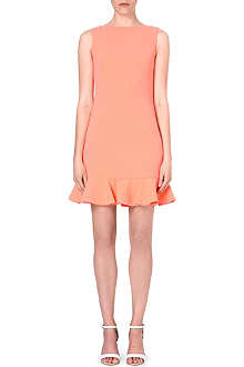 TED BAKER Frill hem tunic dress