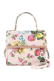 TED BAKER Fluno oil painting cross body bag