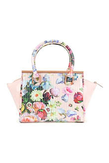TED BAKER Pexie oil painting tote bag