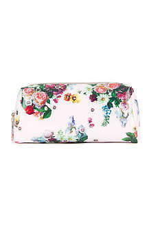 TED BAKER Anza floral wash bag