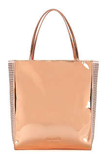 TED BAKER Embellished shopper bag