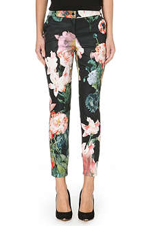 TED BAKER Opulent Bloom trousers