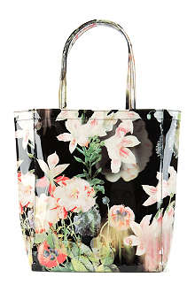 TED BAKER Opcon opulent bloom shopper tote
