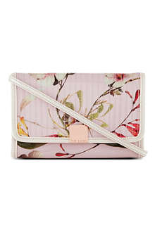 TED BAKER Botena botanical bloom iPad mini bag