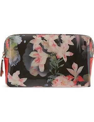 TED BAKER Opulent Bloom small wash bag