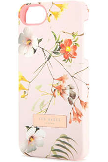 TED BAKER Botanical bloom iPhone case