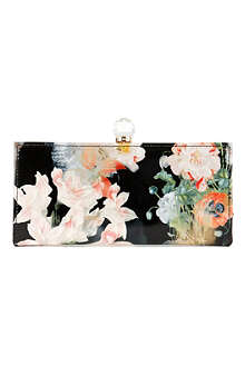 TED BAKER Brembo opulent bloom leather wallet