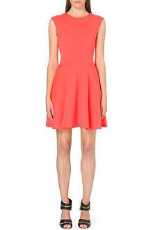 TED BAKER Arwyn panelled skater dress