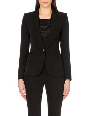 TED BAKER Eglan crepe suit jacket