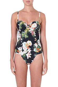 TED BAKER Meekka opulent bloom swimsuit
