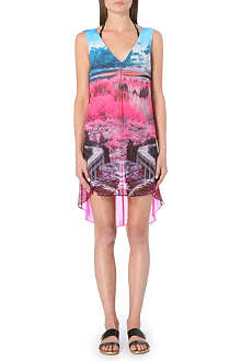 TED BAKER Aerlyn road to nowhere dress