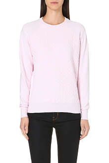 TED BAKER Cable knit sweater