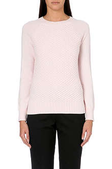 TED BAKER Bobble stitch jumper