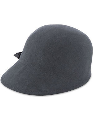 TED BAKER Peaked wool cloche hat