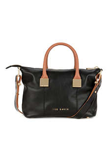 TED BAKER Felmar leather tote bag