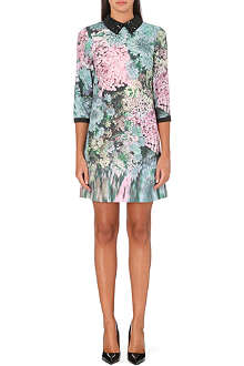 TED BAKER Glitch floral print tunic