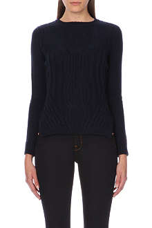TED BAKER Cable-knit sweater