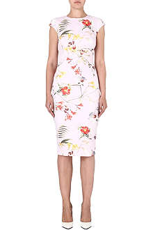 TED BAKER Masi botanical bloom dress