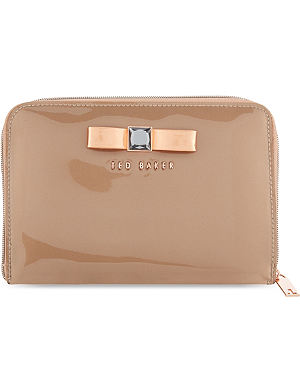 TED BAKER Bow mini tablet case