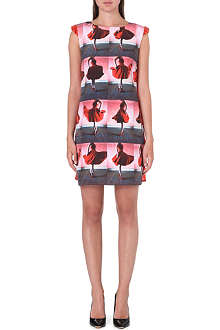 TED BAKER Redosie tunic dress