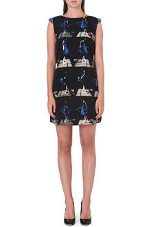 TED BAKER Girl print dress