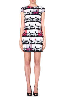 TED BAKER Printed tunic
