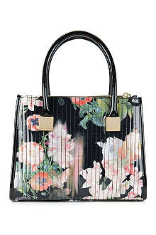 TED BAKER Odele opulent bloom tote bag