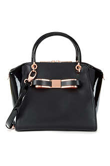 TED BAKER Bandook leather tote bag