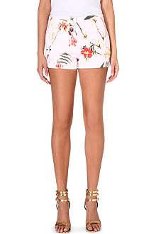 TED BAKER Vazte floral-print shorts