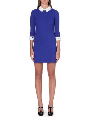 TED BAKER Lace collar tunic