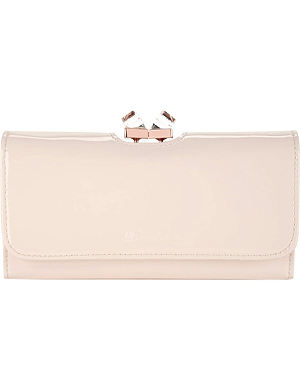 TED BAKER Square crystal matinee purse