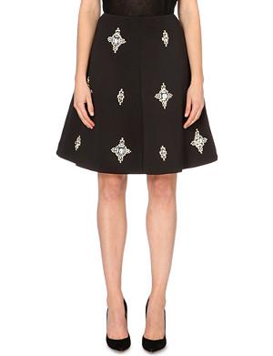 TED BAKER Embellished skirt