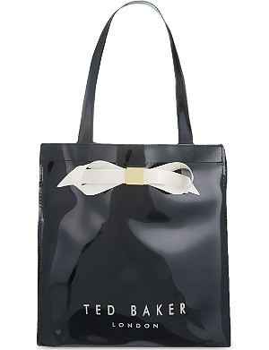 TED BAKER Bow icon bag and umbrella set
