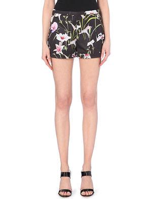 TED BAKER Mirrored tropics shorts