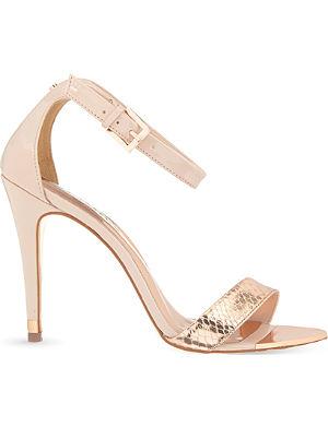 TED BAKER Ankle strap sandals
