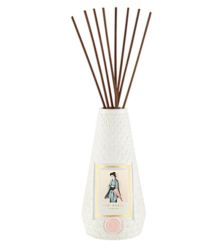 TED BAKER Scented reed diffuser (Dusky+pink