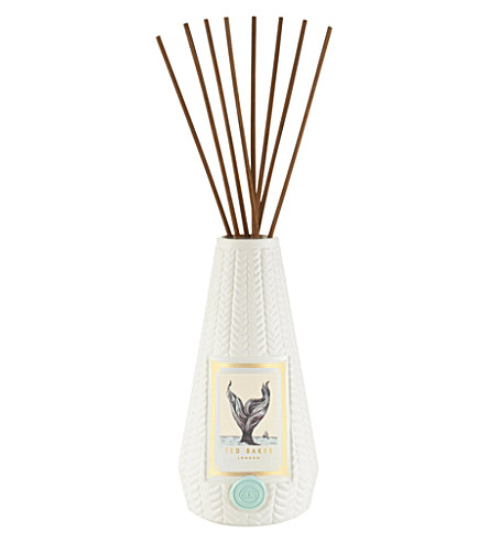 TED BAKER Scented reed diffuser (Light+blue
