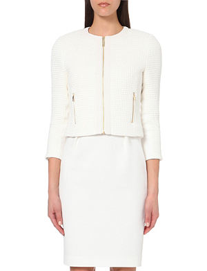 TED BAKER Eni textured jacket