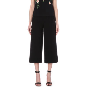 Milee cropped culottes